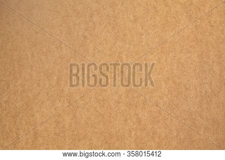 Plywood Hardboard Background Or Texture. Top View.