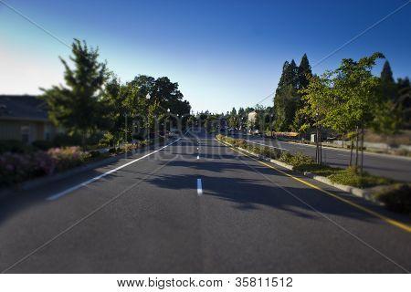 Barnes Road Portland Oregon
