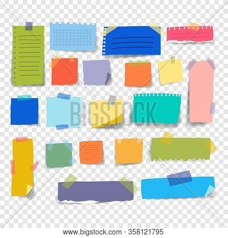 Set Notebook Leaves Hanging Wall Adhesive Tape. Organization Educational Process Taking Into Account