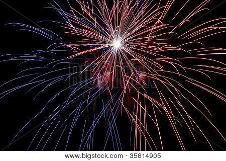 Solvang Fireworks