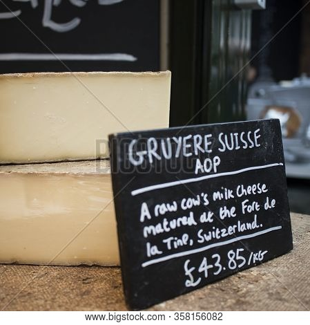 Gruyere Cheese Is Generally Known As One Of The Finest Cheeses For Baking, Having A Distinctive But