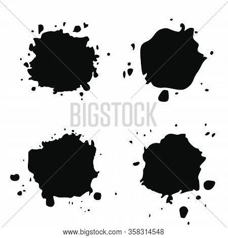 Set Black Blob On White.