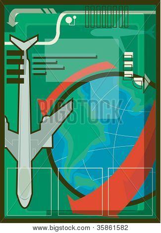 An Illustration Of Transportation