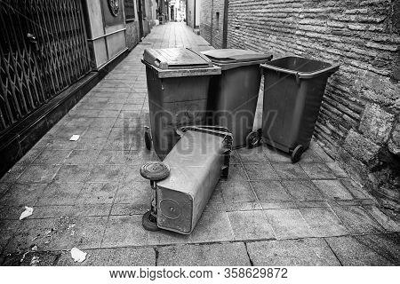 Trash On The Street