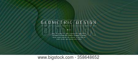 Army Landing Page Design. 3d Flow Line Pattern. Vivid Technology Movement. Camouflage Gradient Websi