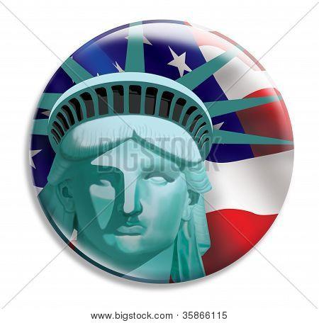 Liberty Button