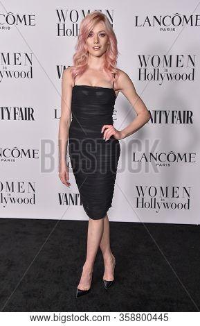 LOS ANGELES - FEB 06:  Katherine McNamara Katherine McNamara arrives for 'The Way Back' World Premiere on February 06, 2020 in West Hollywood, CA