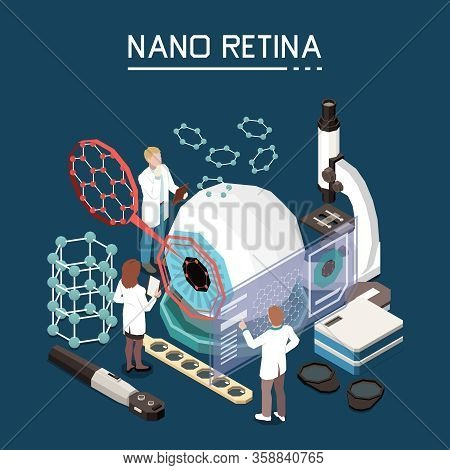 Nanotechnology Medical Research Sight Restoration For Visually Impaired With Artificial Nano Retina
