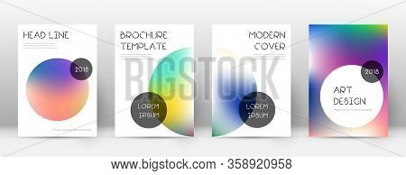 Flyer Layout. Trendy Valuable Template For Brochure, Annual Report, Magazine, Poster, Corporate Pres