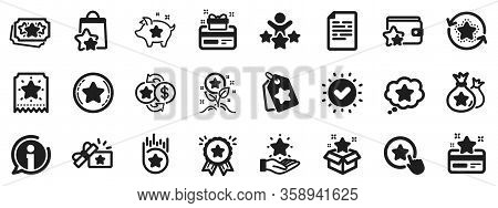 Bonus Card, Redeem Gift And Discount Coupon Signs. Loyalty Program Icons. Lottery Ticket, Earn Rewar