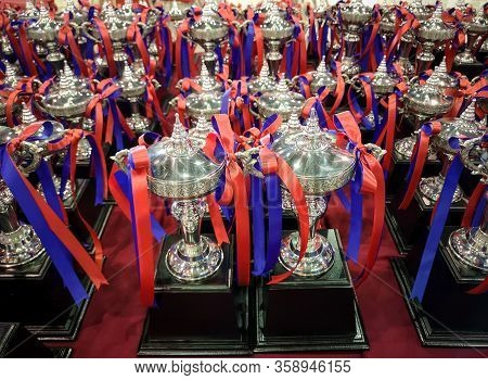 Trophies In Contests And Contests In The Event