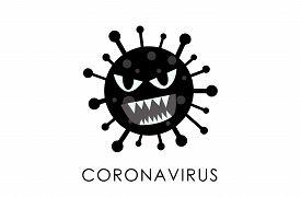 Coronavirus. Coronavirus Symptoms. Corona Virus Vector. Coronavirus Icon Vector. Corona Virus Treatm