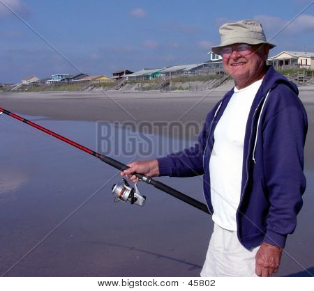 RETIREMENT FISHING