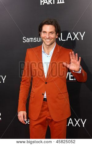 LOS ANGELES - MAY 20:  Bradley Cooper arrives at the