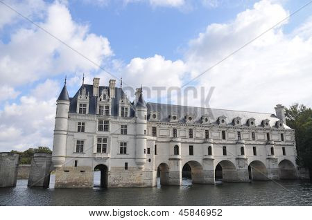Chenonceau Castle