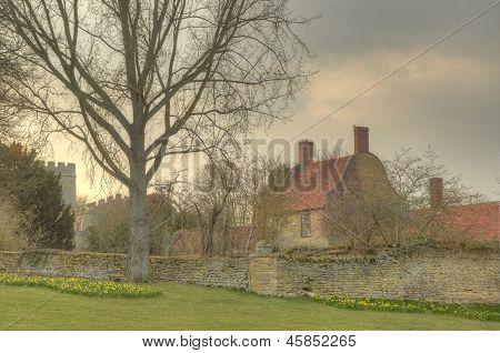 Seventeenth century buildings, England