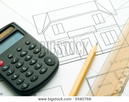house construction project