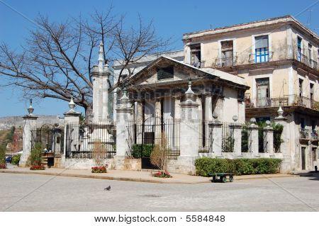 First Chapel Havana Cuba