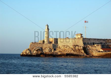 Morro Havana Cuba