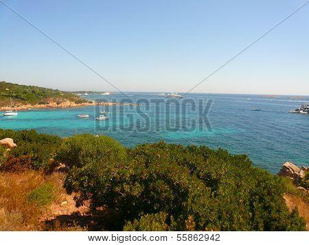 Sardinia Bay of Prince