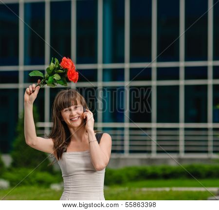 girl rose call