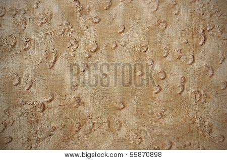 Birdseye Maple - Veneer Wood Surface