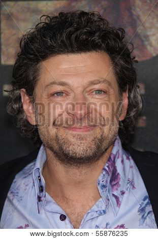 LOS ANGELES - JUL 28:  ANDY SERKIS arrives to the