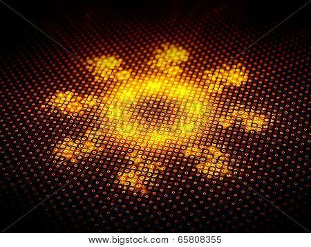 Orange Nanobot