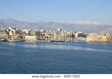 Heraklion on Crete