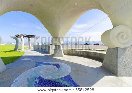Pacific Portal, Shelter Island, Point Loma