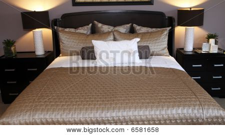 Stylish bed