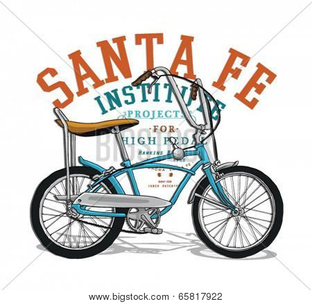 bicycle illustration 2