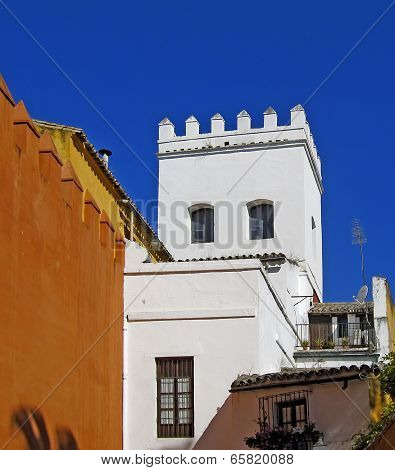 typical andalusian houses