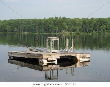 Lake Raft