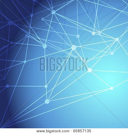 Molecule Structure Intricacy Connection Background