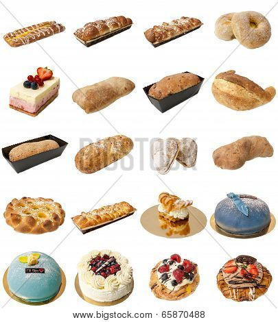 Bakery Mixed Assortment