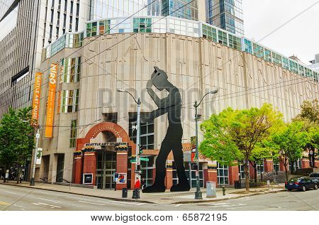 Seattle Art Museum Main Building
