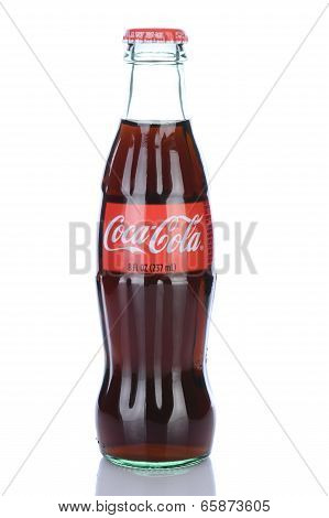 A Bottle Of Coca-cola