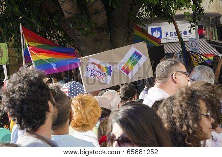 Gay Pride Parade, Cyprus