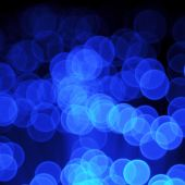 abstract bokeh lights background or wallpaper with copyspace poster