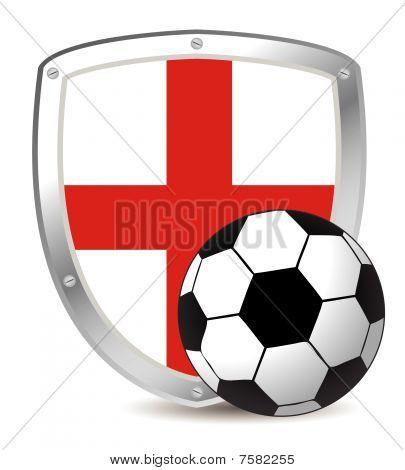 England Shield Soccer