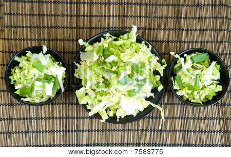 Salad For Three
