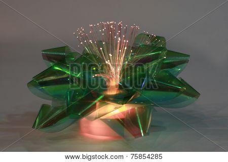 LED Christmas Bow