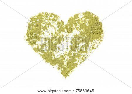Chlorella, Spirulina And Wheat Grass.