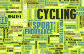 Cycling with Your Bicycle as a Recreational Sport poster
