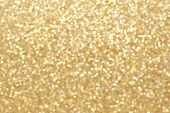 Gold twinkling light background for Christmas or New Years Eve poster