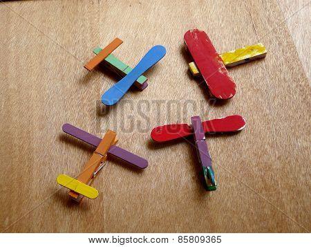 Diy Plane Toy