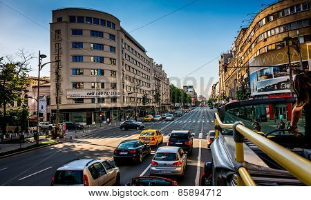 City Bus Bucharest