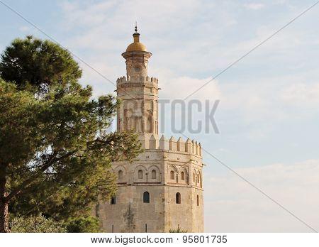 Golden Tower Seville