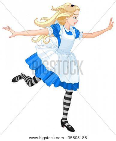 Illustration of running Alice